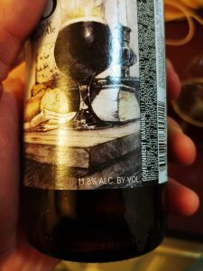 Weyerbacher Quad Label Front