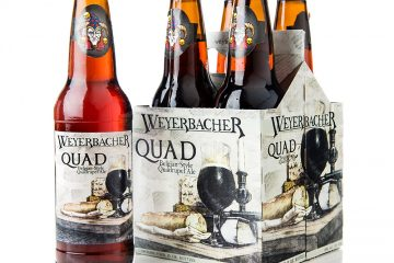 Weyerbacher quad 4-pack