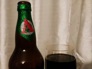 Vanilla Bean Stout Avery Brewing Co, bottle crest