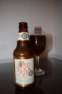 Old Stock Ale 2017 Shadow Backdrop
