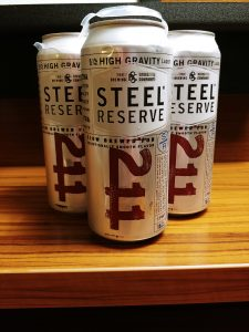 Steel Reserve 211 High Gravity