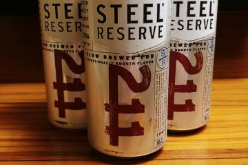 Steel Reserve 211 High Gravity