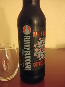 Maple Bacon Coffee Porter, Funky Buddha Brewery