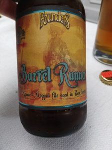 Barrel Runner 2018, Founders