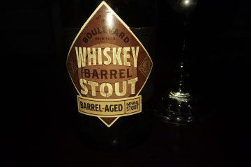 Whiskey Barrel Stout, Boulevard Brewing Co.