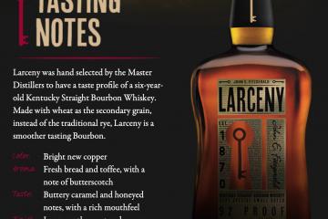 Larceny Bourbon