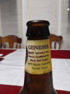 Genesis, Shmaltz Brewing Company