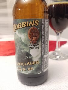 Smokie Robbins Black Lager | Lager Heads Smokehouse & Brewing Co.