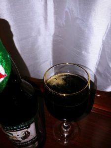 Vanilla Bean Stout Avery Brewing Co, beer head