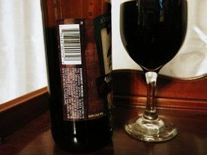 Vanilla Bean Stout Avery Brewing Co, label left
