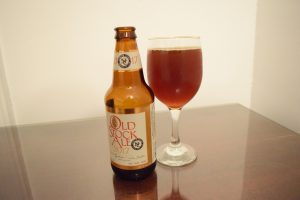 Old Stock Ale 2017 color