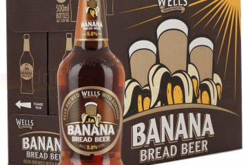Wells Banana Bread Beer English Ale