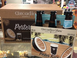 Porter Rico 6 pack and case