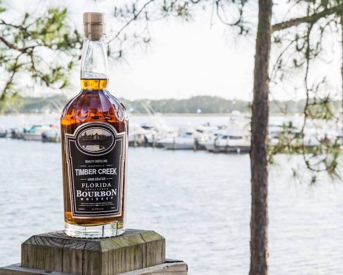 Florida Bourbon Whiskey