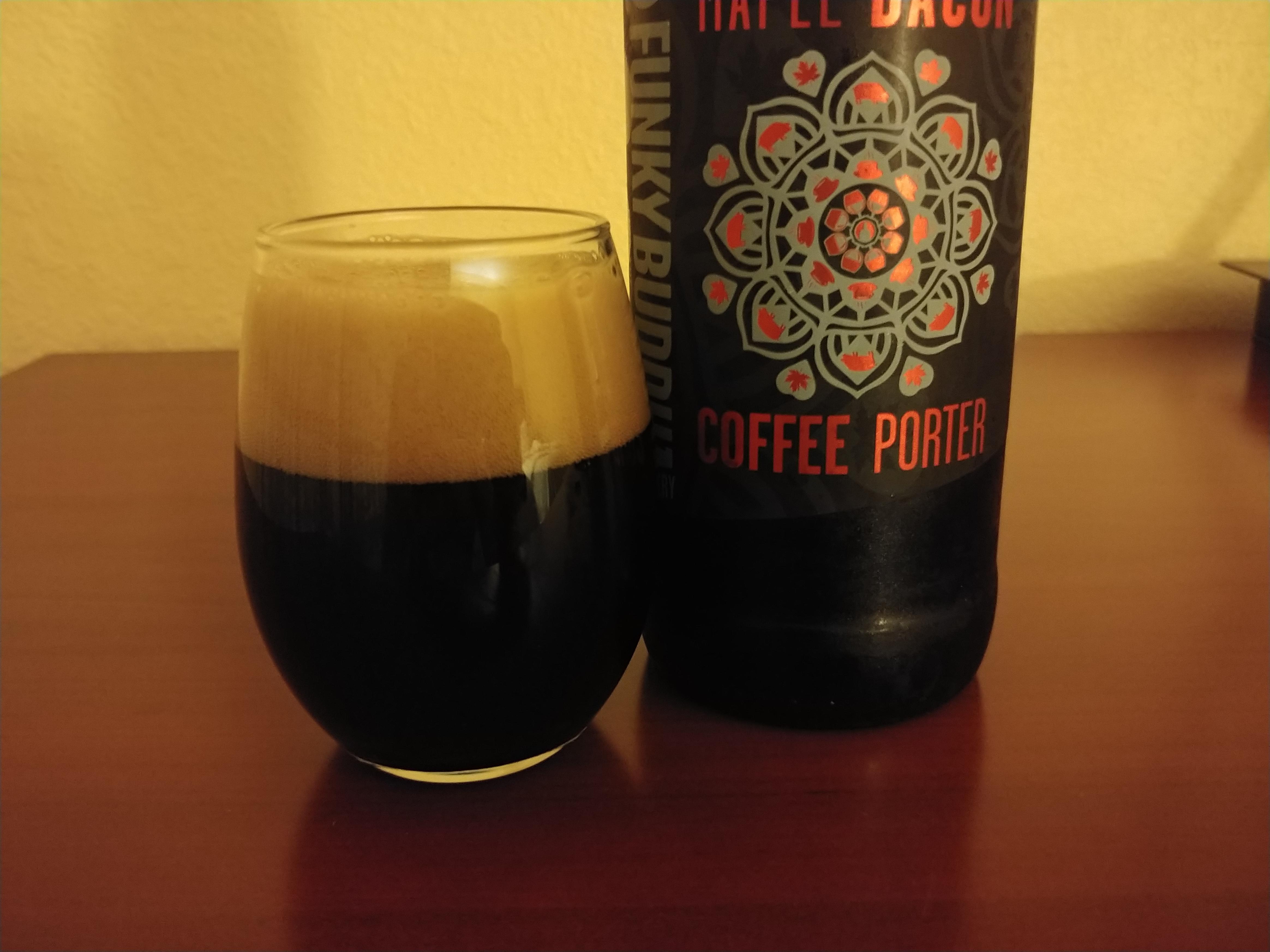 Maple Bacon Coffee Porter