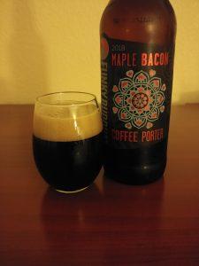 Maple Bacon Coffee Porter, Funky Buddha Brewery