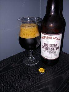 Wild Turkey Bourbon Barrel Stout, Anderson Valley