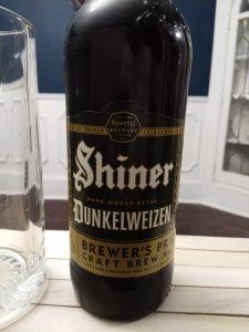Shiner Dunkelweizen
