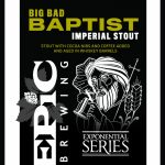 Big Bad Baptist Label