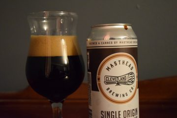 Single Origin Coffee Stout, Masthead Brewing Co.