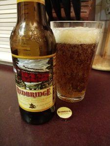 Redbridge Gluten Free Beer