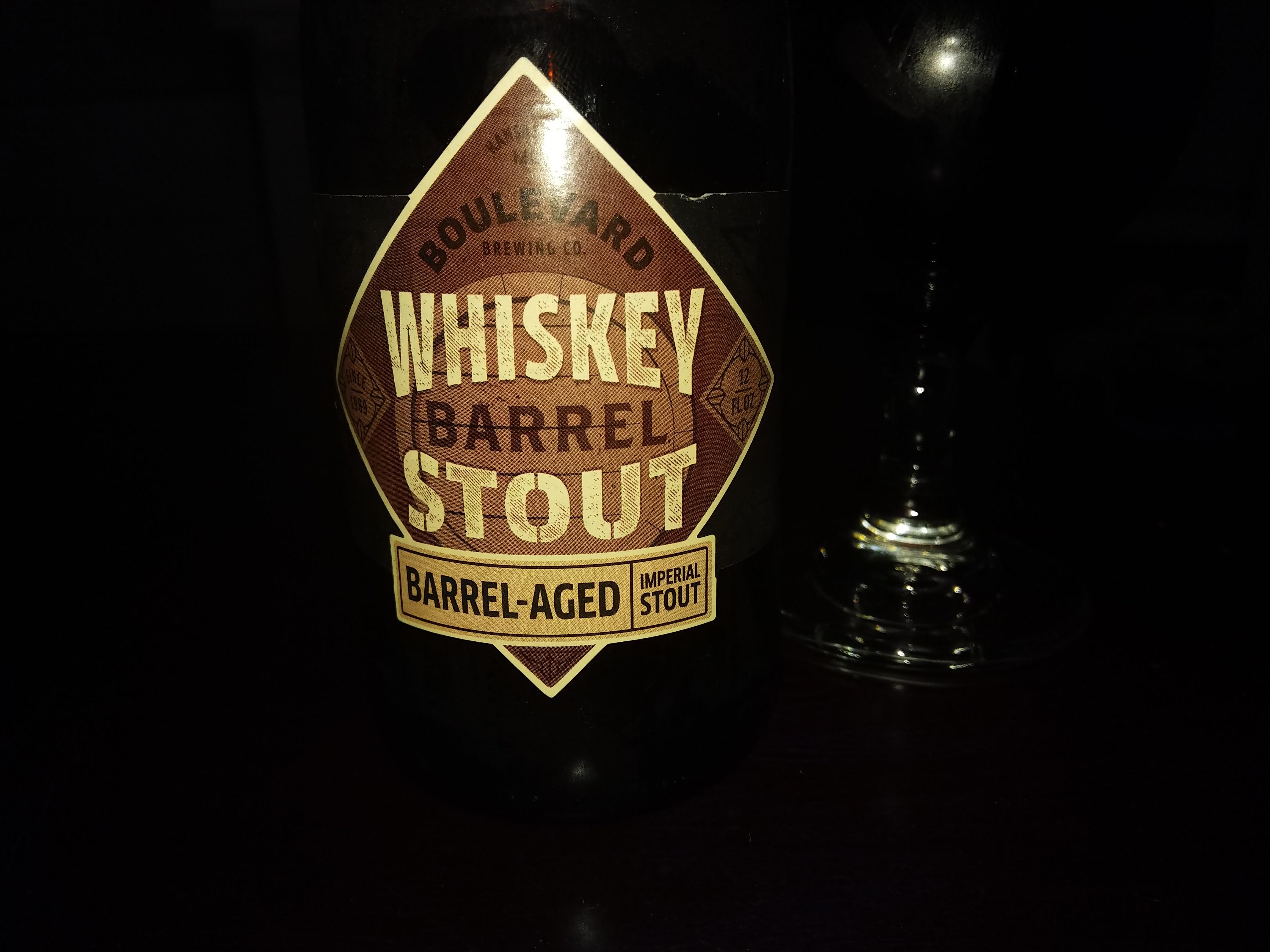Whiskey Barrel Stout